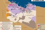 la guerra di libia