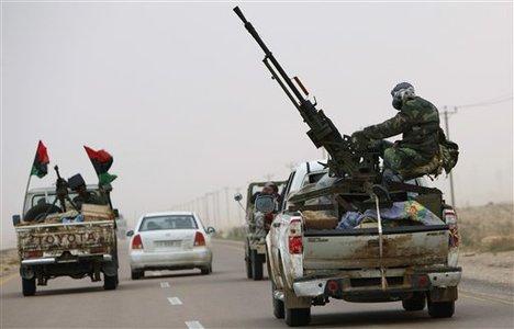 NATO enters Tunisia