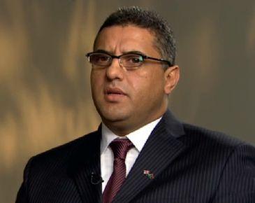 Libya Interior Minister rat Fawzy Abdilal