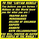 Libyan Rats