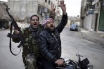 Free Syrian Army fighters- a bunch of idiots-2012-2