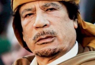 Muammar Gaddafi exposed the conspiracy against Libya