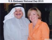 US Ambassador Deborah Jones-3