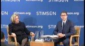 US Ambassador Deborah Jones-stimson