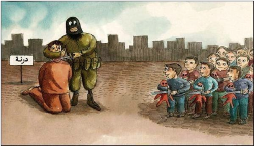 daesh-teaching-kids