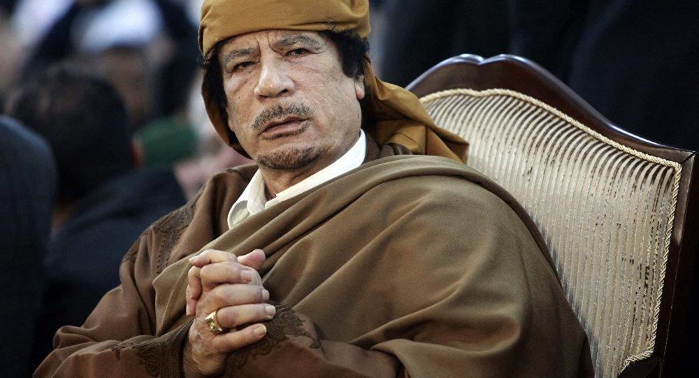 Risultati immagini per libya war gheddafi